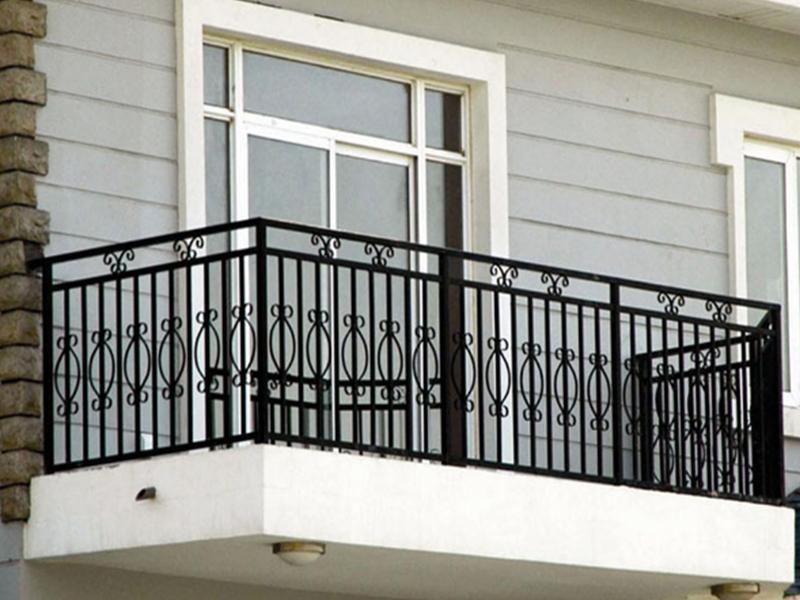 Balkon Pagar Stainless